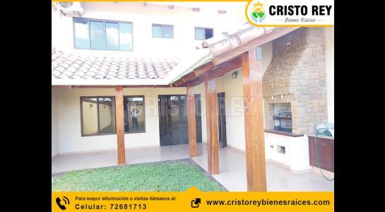 Casa en Alquiler  CONDOMINIO CIUDAD JARDIN Foto 11