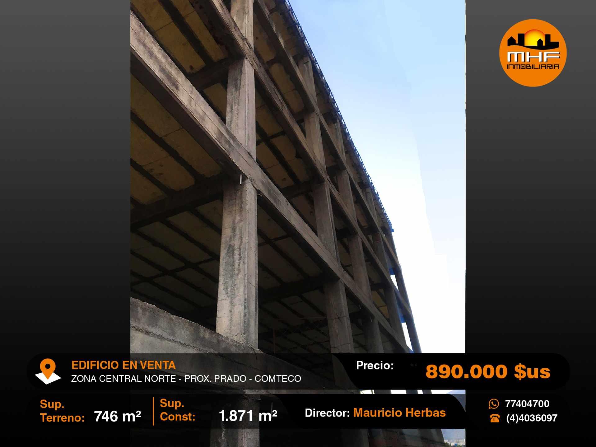 Edificio en Venta PROXIMO PRADO - COMTECO Foto 2