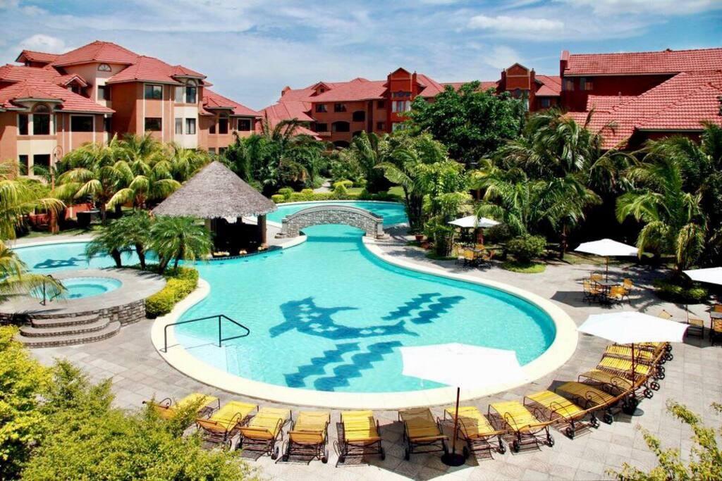 Departamento en Venta 140.000 $us En santa Cruz de la sierra Departamento en Hotel Buganvillas - Ref. 02025 Foto 7
