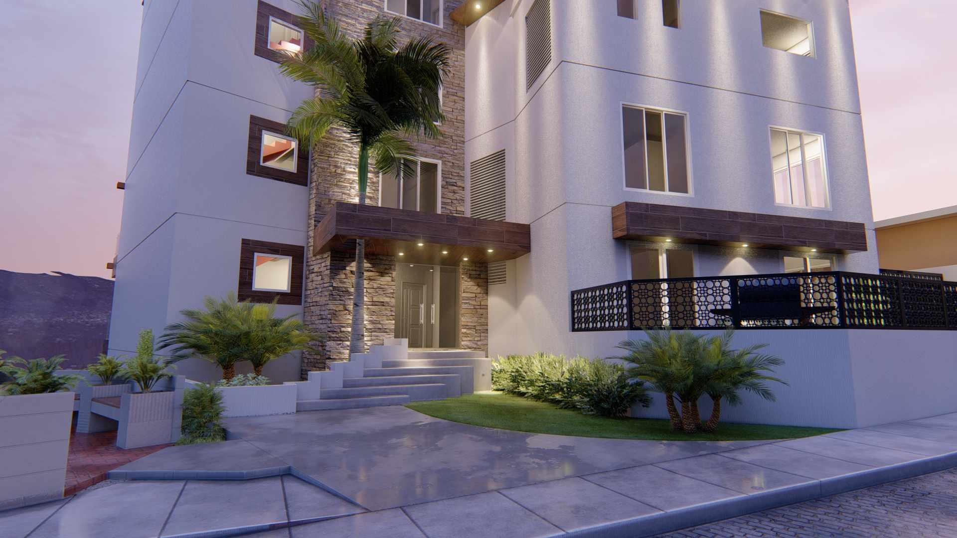 Departamento en Venta TORRE GIRALDA - Av. Alexander Calle 16, Urb El Faro  Foto 2
