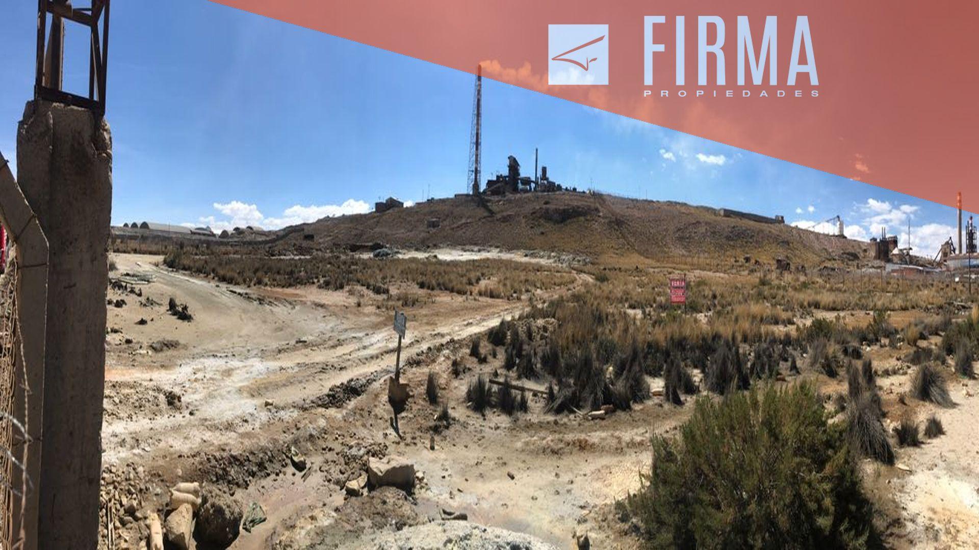 Terreno en Venta FTV18524 – COMPRA ESTE TERRENO INDUSTRIAL EN ORURO Foto 3