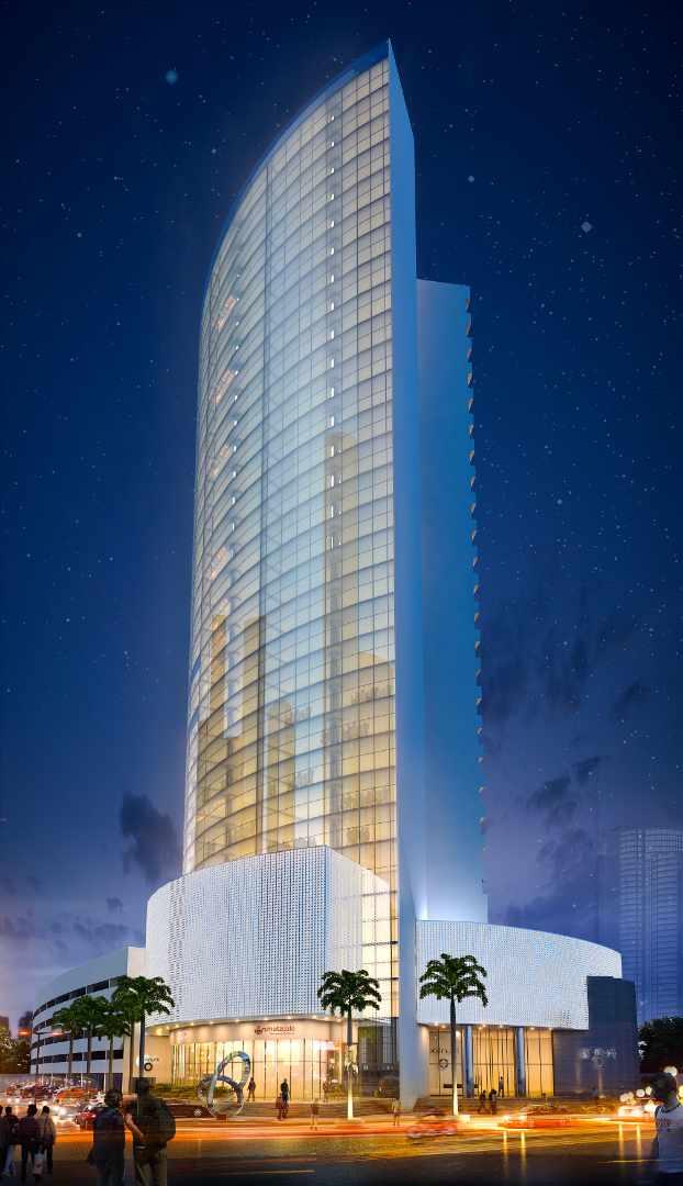 Torre Platinum II