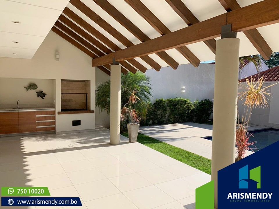 Casa en Alquiler SEXTO ANILLO PIRAI  Foto 3