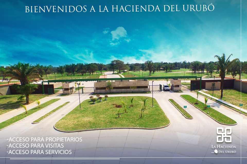 Terreno en Venta Hacienda del Urubó - Terreno en venta Foto 3