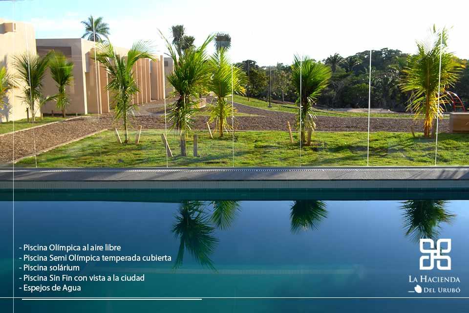 Terreno en Venta Hacienda del Urubó - Terreno en venta Foto 7