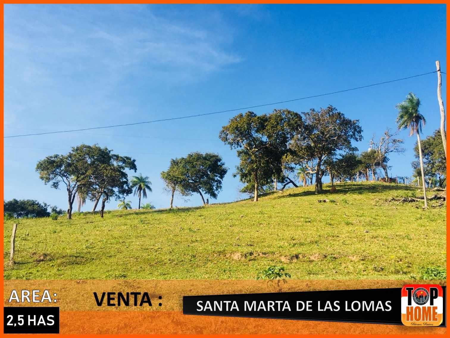 Terreno en Venta SANTA MARTA DE LAS LOMAS Foto 12