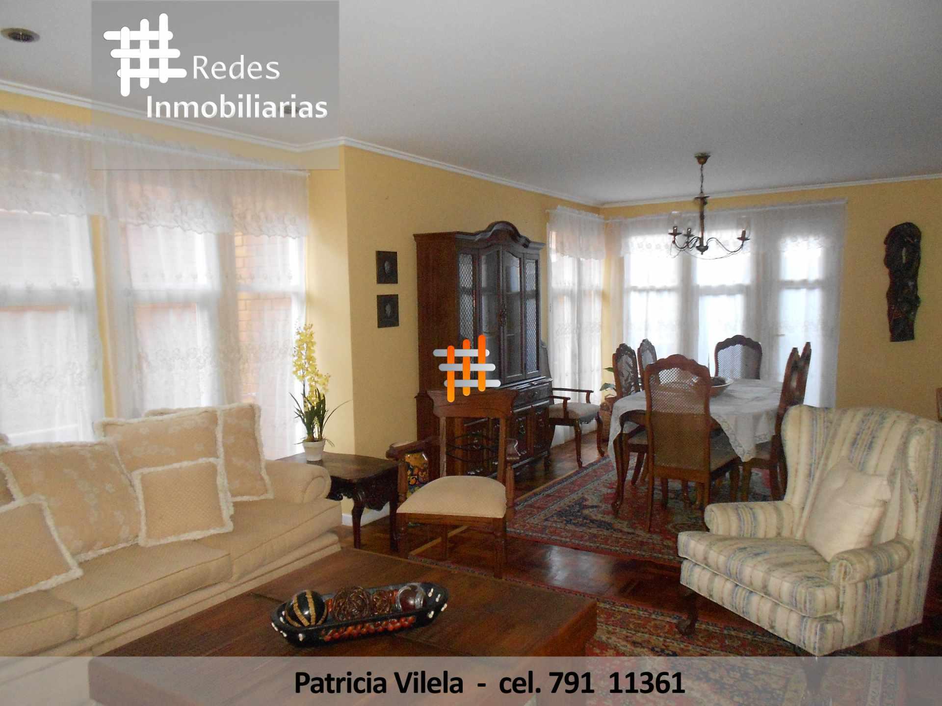 Casa en Alquiler CASA EN ALQUILER TOTALMENTE AMOBLADA: ACHUMANI SECTOR BARQUETA Foto 2