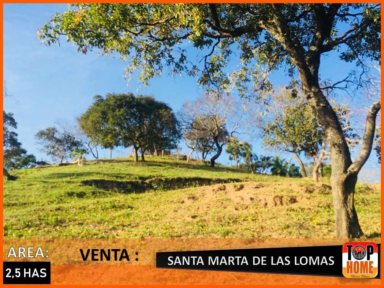 Terreno en Venta SANTA MARTA DE LAS LOMAS Foto 7