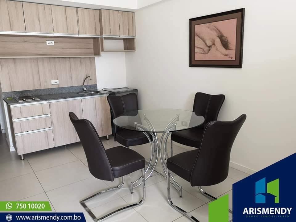 Departamento en Alquiler 2do Anillo Canal Isuto Foto 2