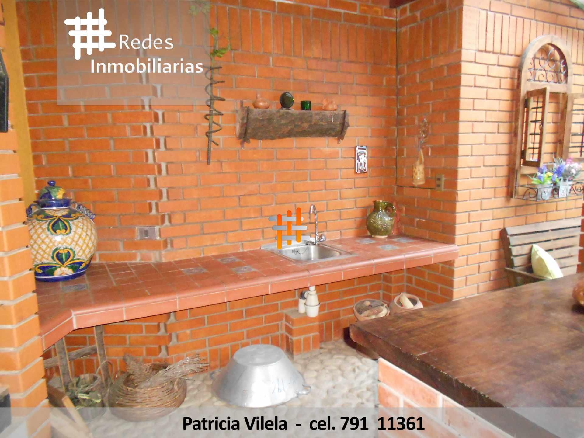Casa en Alquiler CASA EN ALQUILER TOTALMENTE AMOBLADA: ACHUMANI SECTOR BARQUETA Foto 9