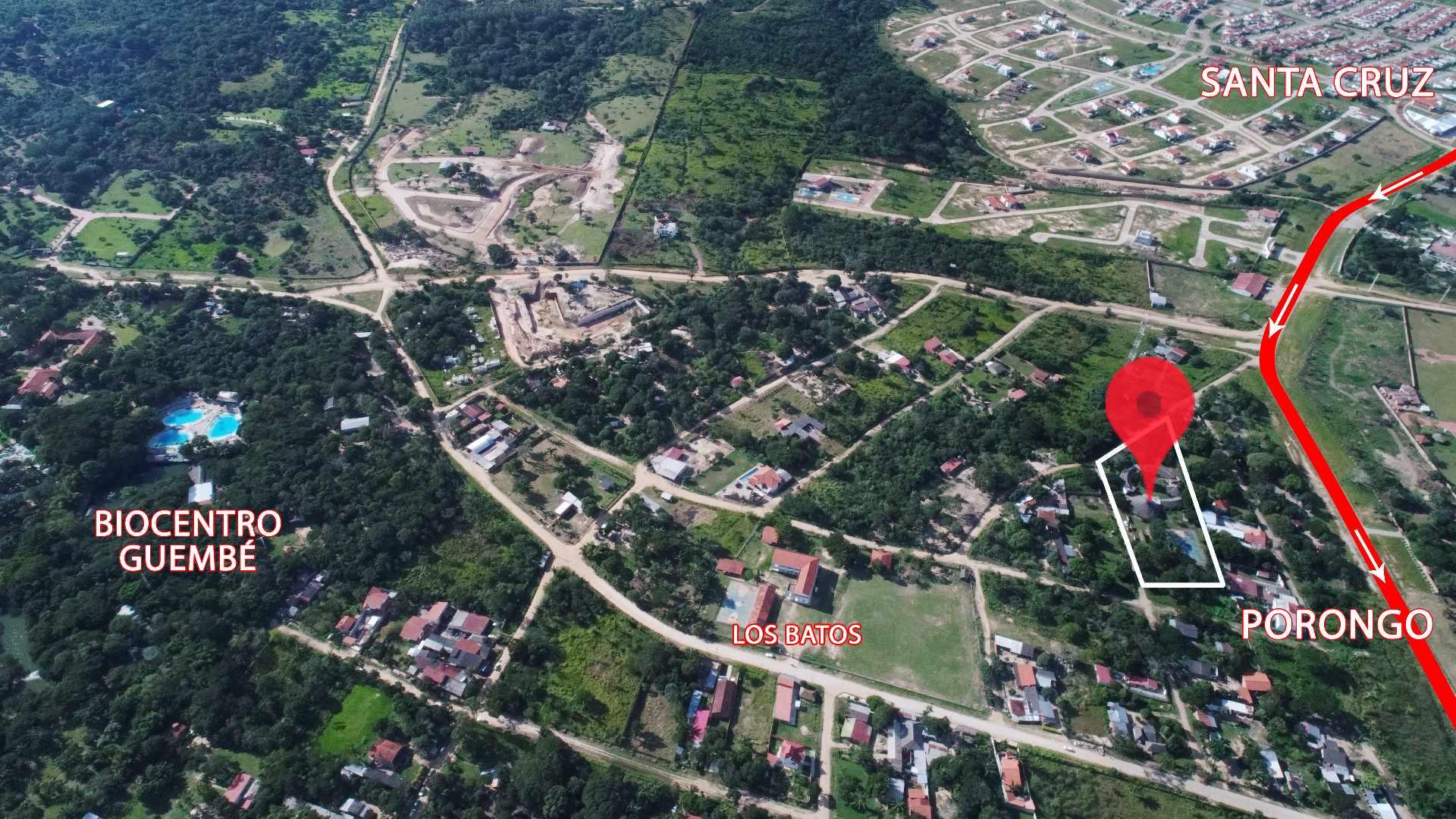 Casa en Venta URUBO.KM 2 A PORONGO - LOS BATOS Foto 10
