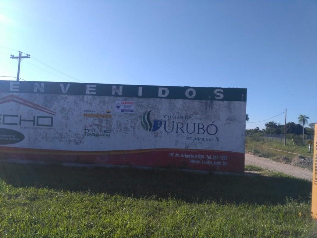 Terreno en Venta CUIDAD DEL URUBO DE TECHO Foto 4