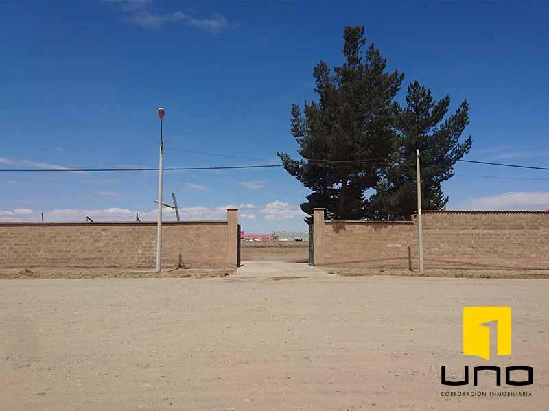 Terreno en Venta Zona Franca, El Alto Foto 2