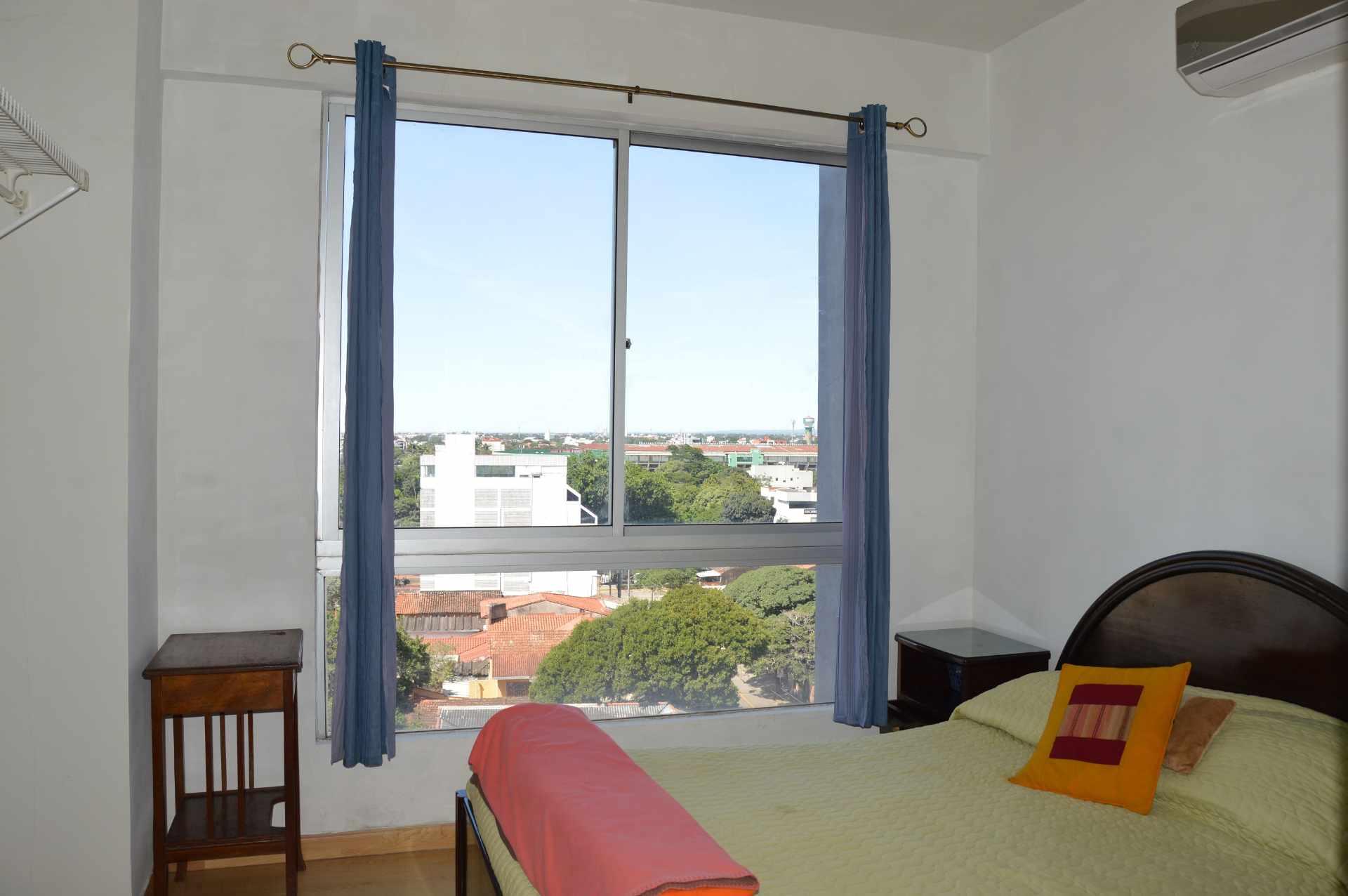 Departamento en Alquiler Calle Velasco, entre La Rivas y Lemoine, EDIFICIO TRES CARAVELAS, piso 8, Dpto I.  Foto 2
