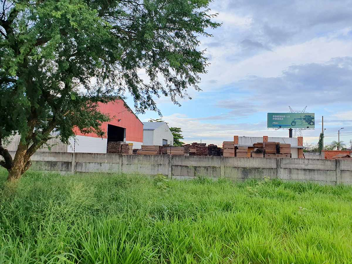 Terreno en Venta Avenida Internacional, cerca al Parque Industrial Coronado Foto 4
