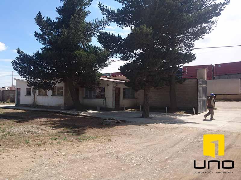 Terreno en Venta Zona Franca, El Alto Foto 3