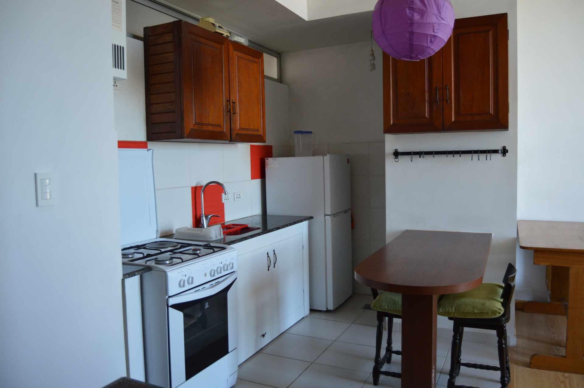 Departamento en Alquiler Calle Velasco, entre La Rivas y Lemoine, EDIFICIO TRES CARAVELAS, piso 8, Dpto I.  Foto 3