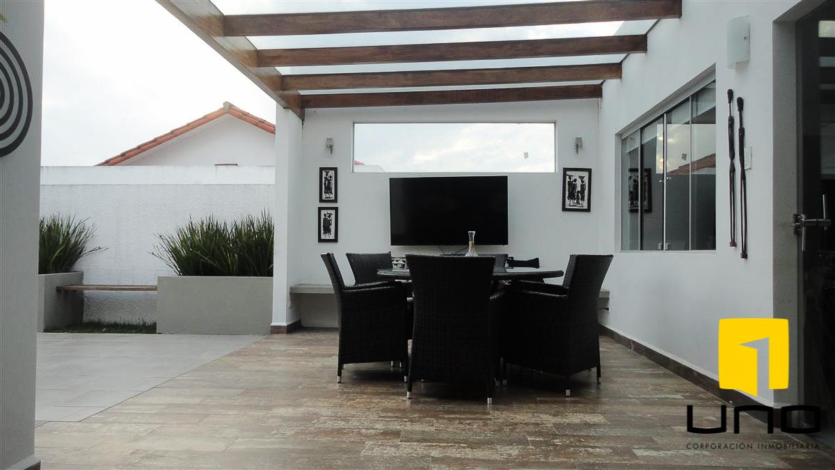 Casa en Venta Condominio Santa Cruz de La Colina, Urubo Foto 13