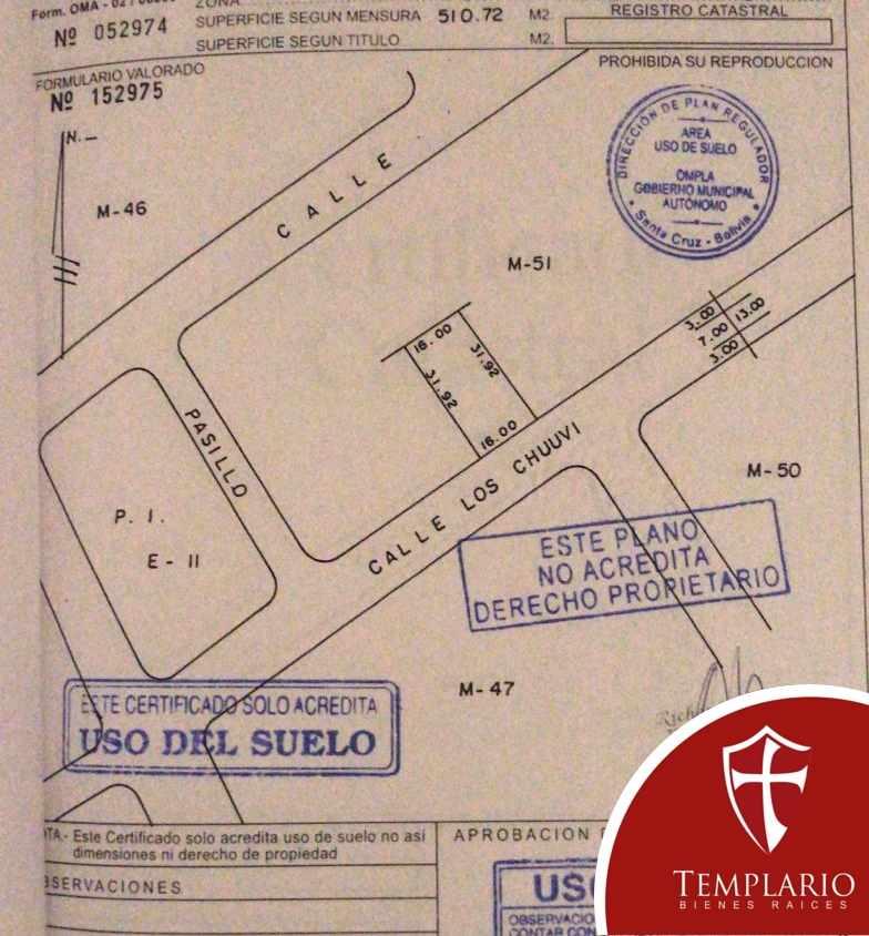 Terreno en Venta Avenida Paragua entre 2 y 3 anillo Foto 4