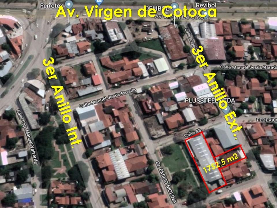 Galpón en Venta 3er ANILLO EXT. ENTRE VIRGEN DE COTOCA Y BRASIL Foto 7
