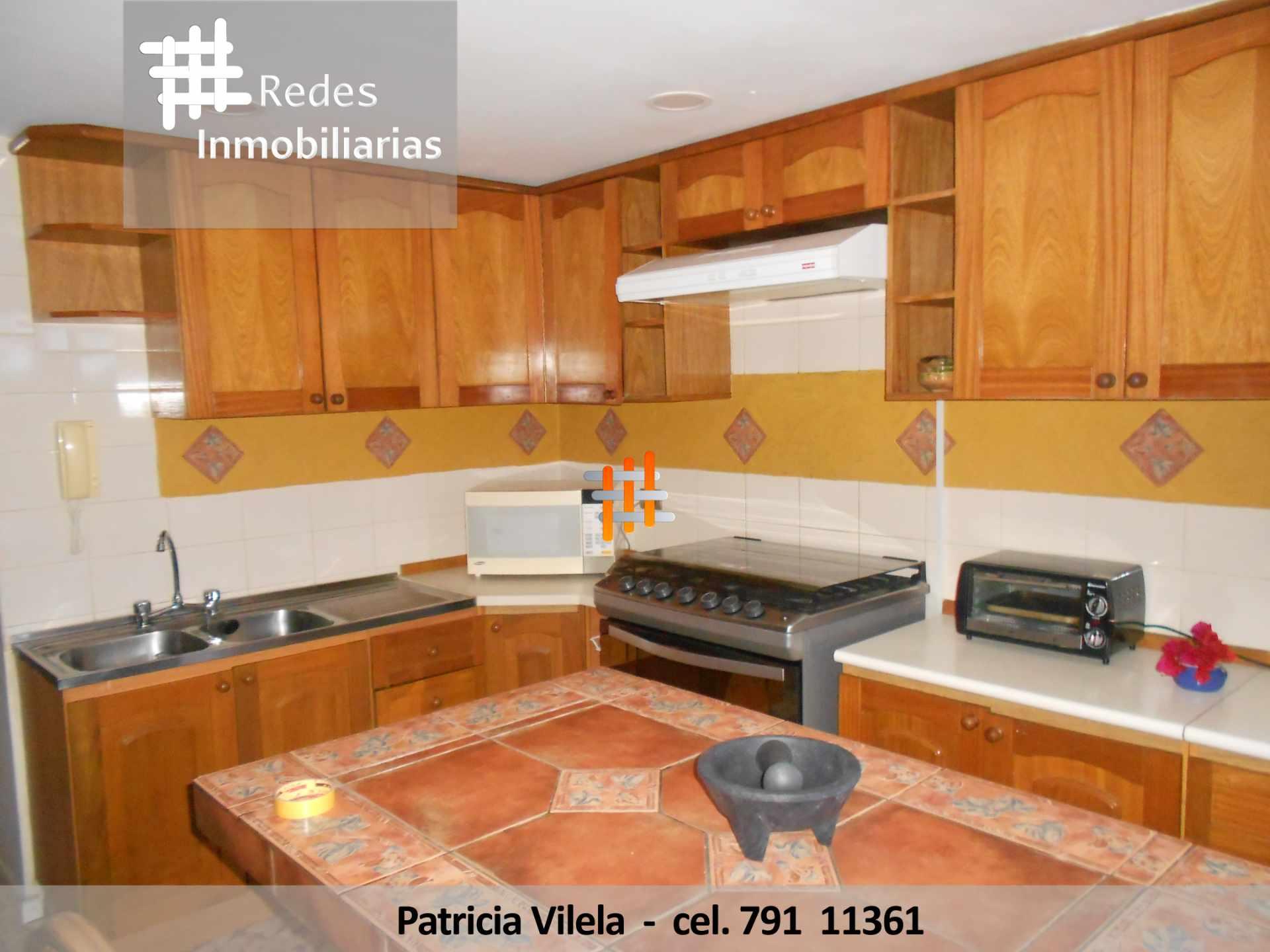 Casa en Alquiler CASA EN ALQUILER TOTALMENTE AMOBLADA: ACHUMANI SECTOR BARQUETA Foto 34