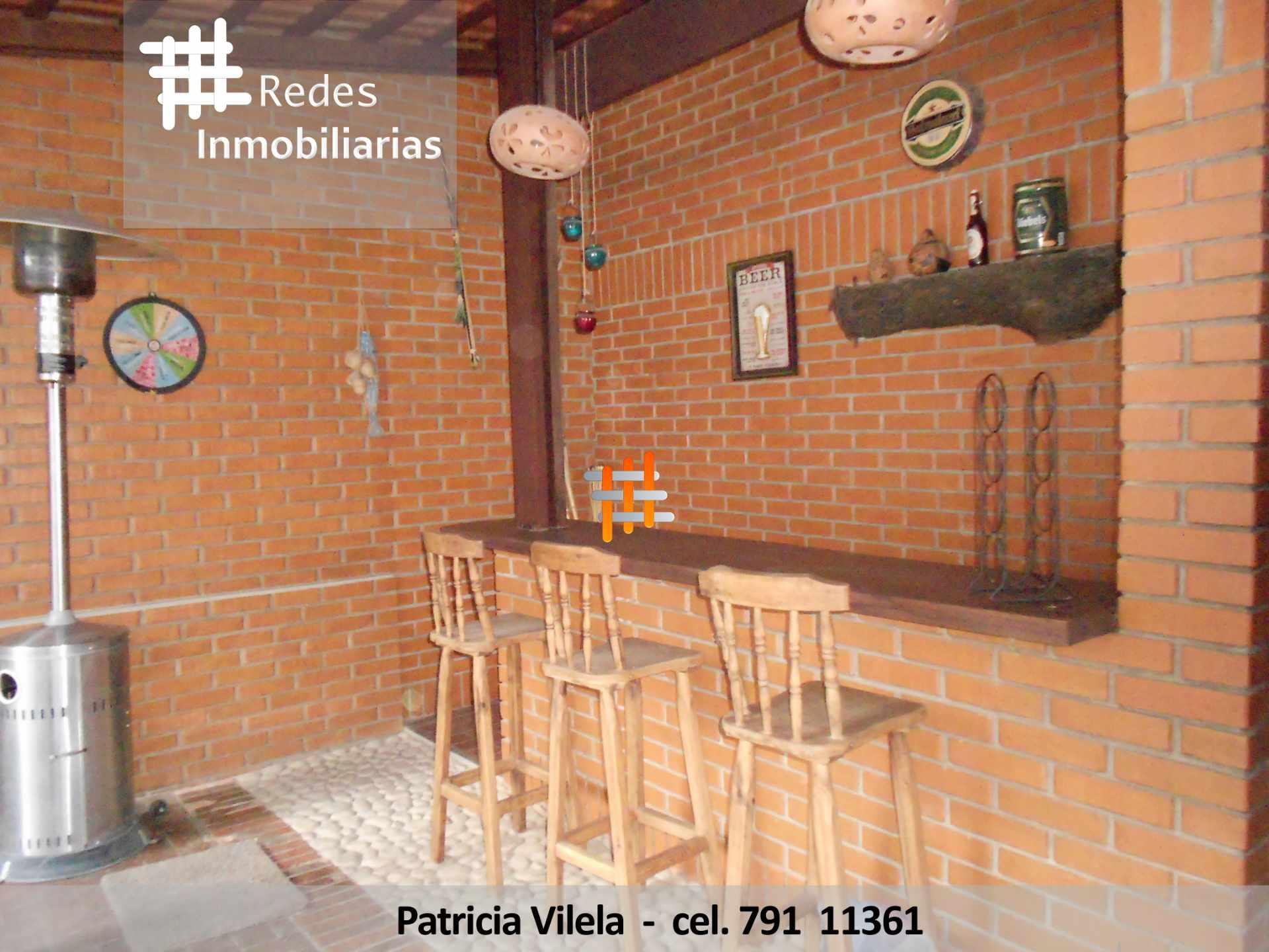 Casa en Alquiler CASA EN ALQUILER TOTALMENTE AMOBLADA: ACHUMANI SECTOR BARQUETA Foto 15