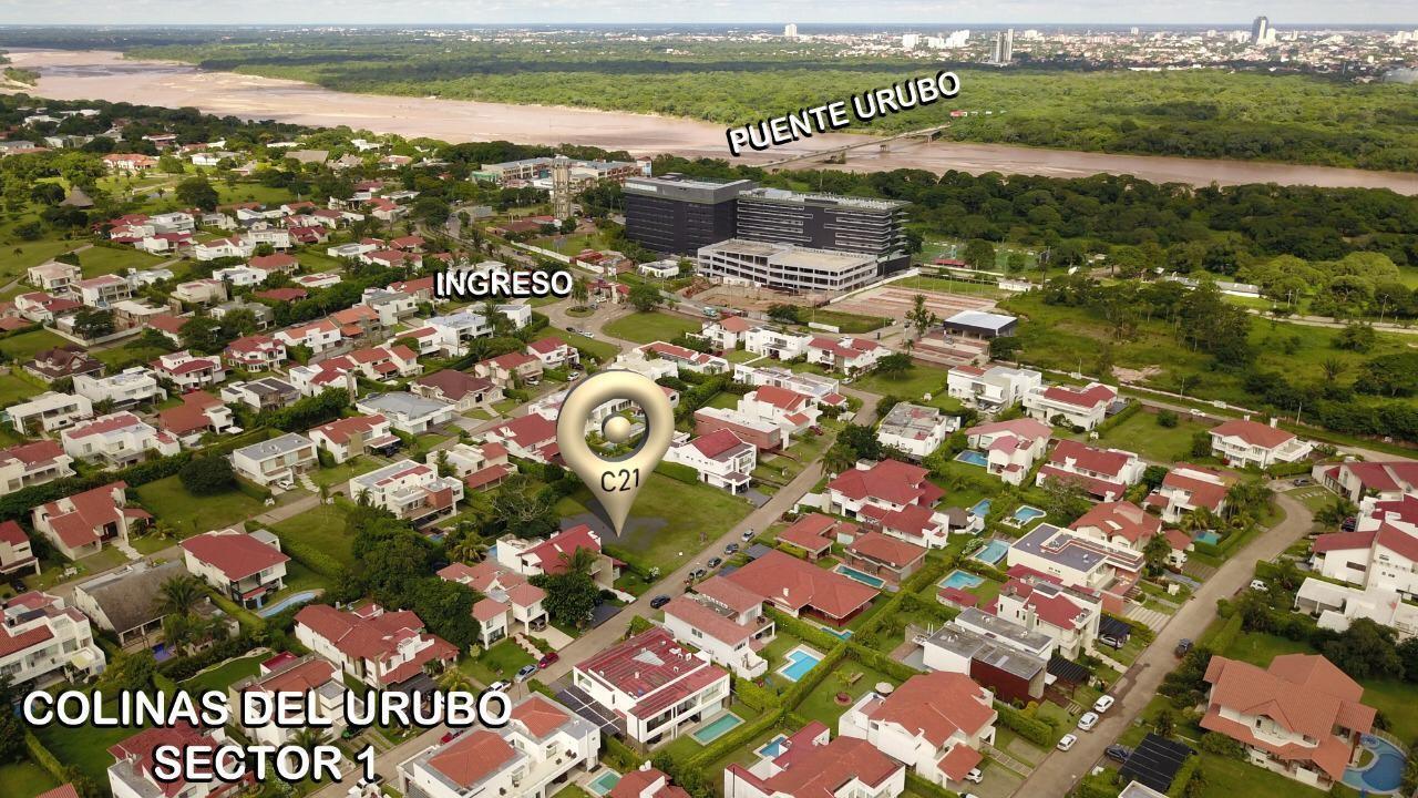 Terreno en Venta TERENO EN VENTA COLINAS DEL URUBO SECTOR 1 Foto 2