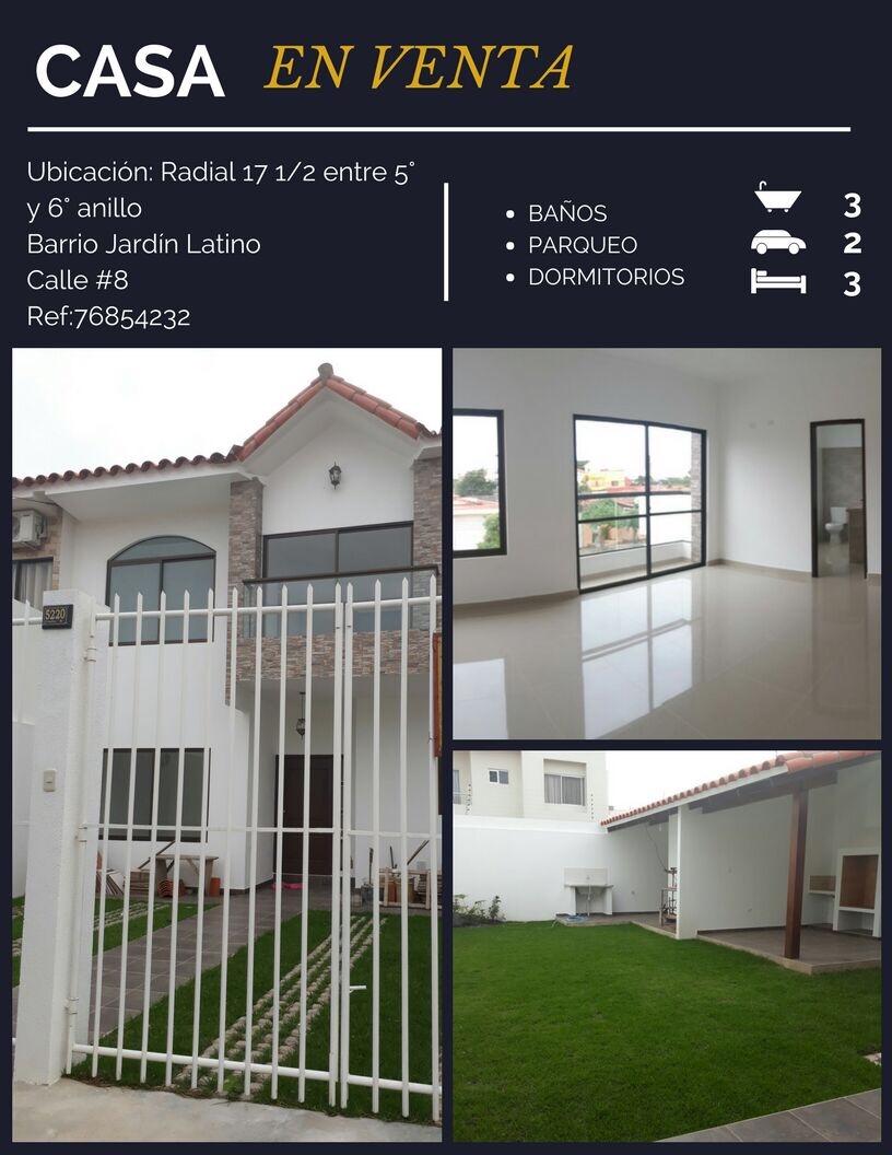 Casa en Venta Barrio Jardín Latino N. 8 Foto 2