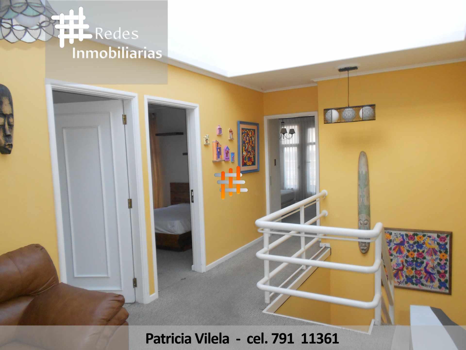 Casa en Alquiler CASA EN ALQUILER TOTALMENTE AMOBLADA: ACHUMANI SECTOR BARQUETA Foto 29