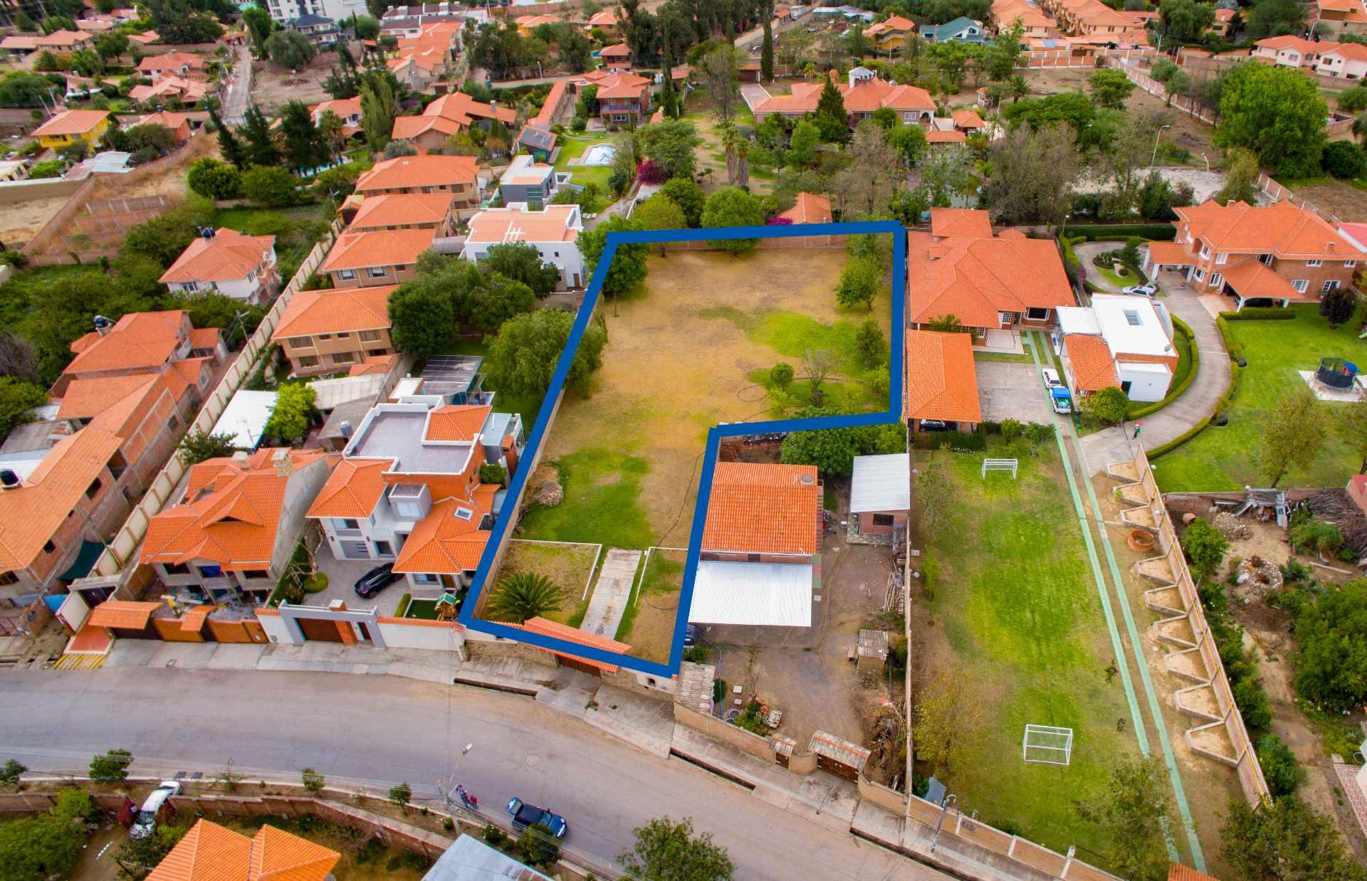 Terreno en Venta Av. Chilimarca 2 cuadras al norte de la circunvalacion Foto 5