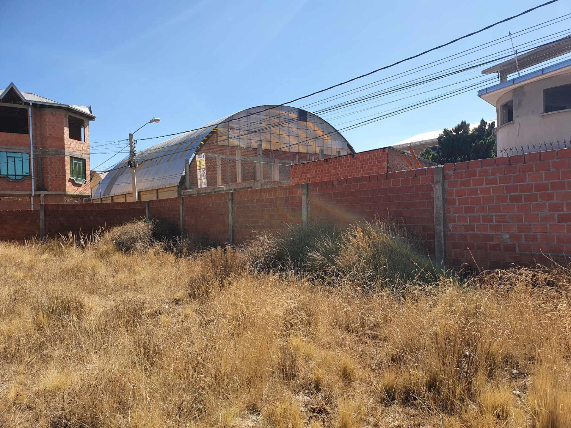 Terreno en Venta A 4 cuadras de Cruce a Villa Adela y a una de Avenida Bolivia  Foto 5