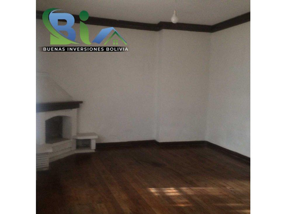 Casa en Alquiler $us 700.- CASA IDEAL OFICINA/VIVIENDA ZONA CENTRAL Foto 17