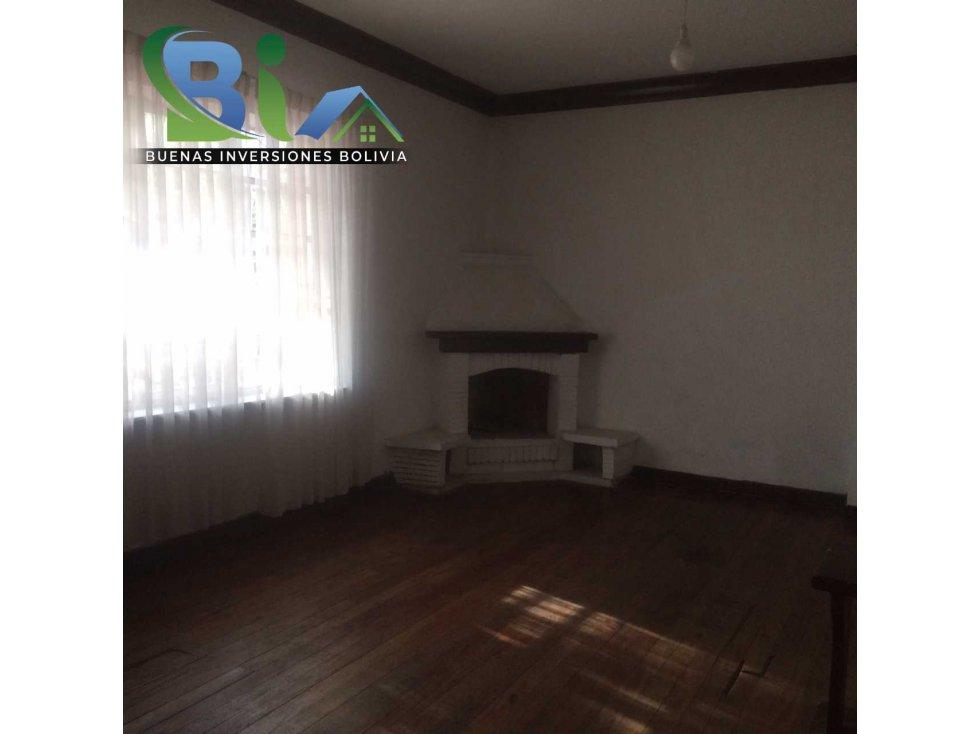 Casa en Alquiler $us 700.- CASA IDEAL OFICINA/VIVIENDA ZONA CENTRAL Foto 20