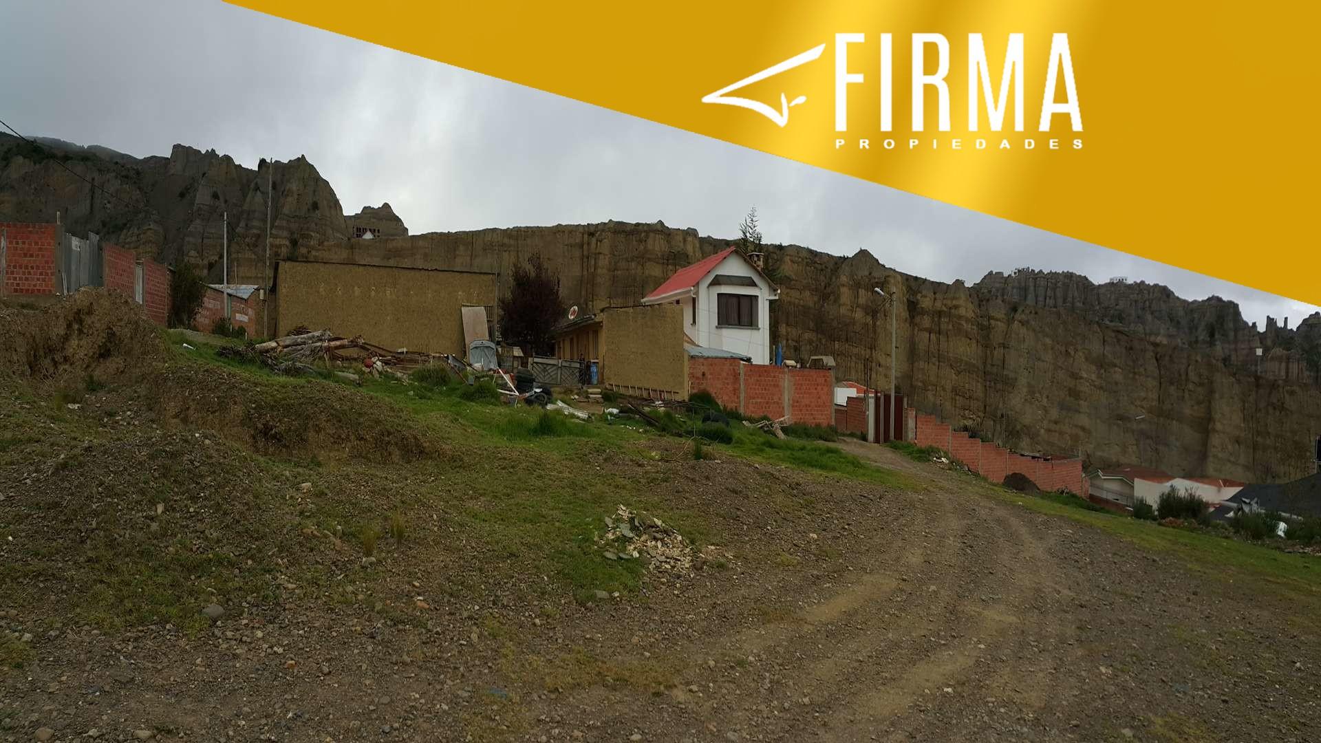 Terreno en Venta FTV59619 – TERRENO EN VENTA, ACHUMANI Foto 11