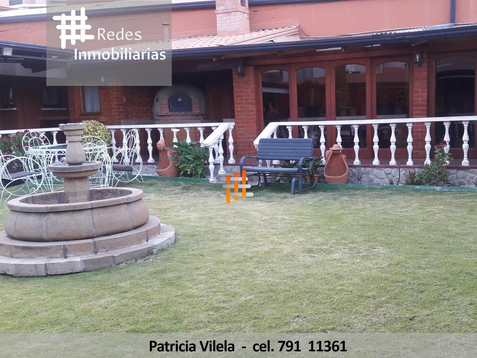 Casa en Venta CASA MALLASILLA EN UNA SOLA PLANTA Foto 2