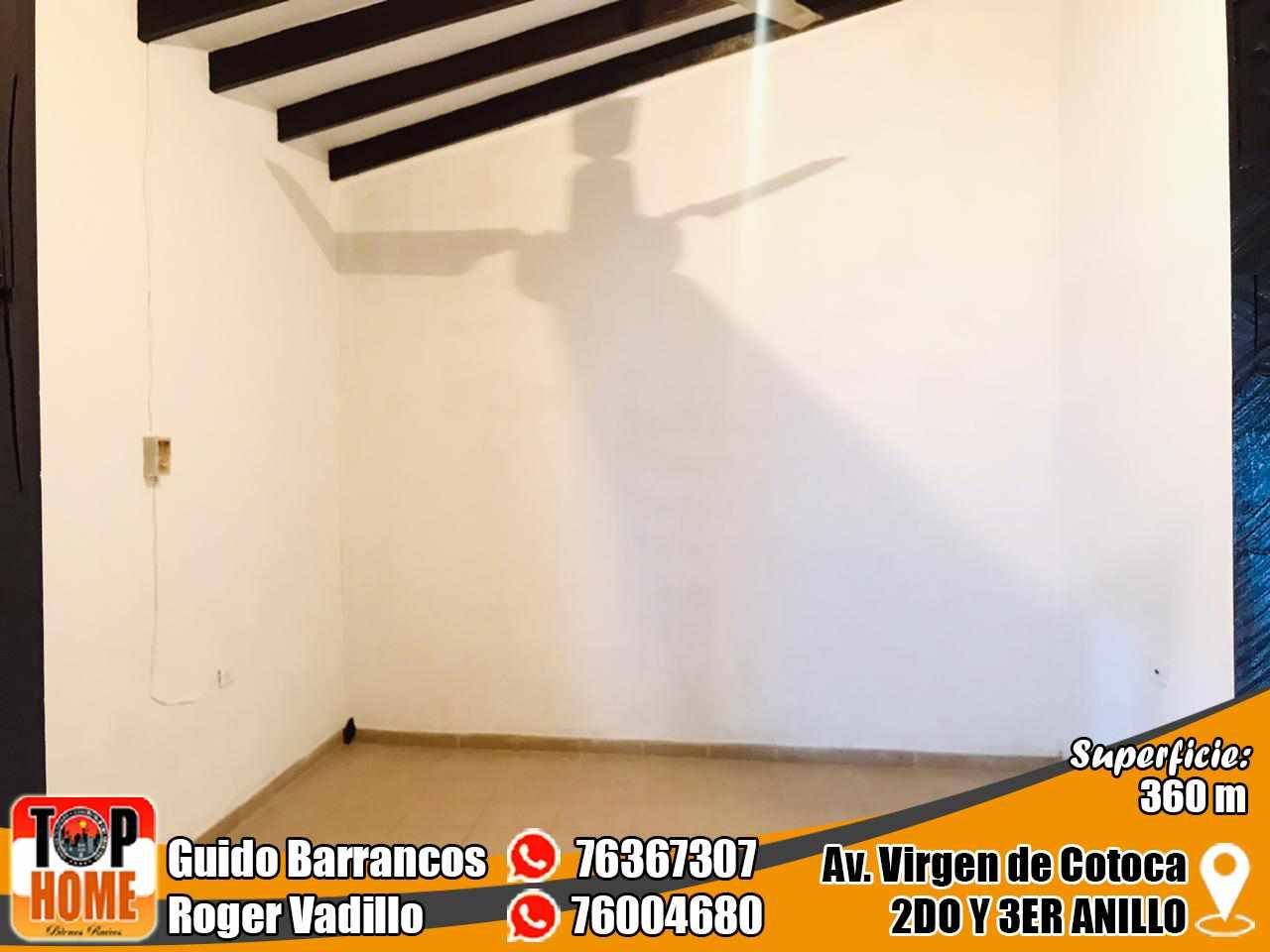 Casa en Alquiler Virgen De Cotoca Y Av. Brasil  Foto 7