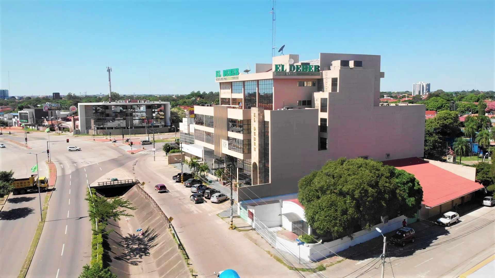 Edificio en Venta Edificio corporativo Avenida El Trompillo (2do anillo), esquina calle Melquiades Barbery Foto 3