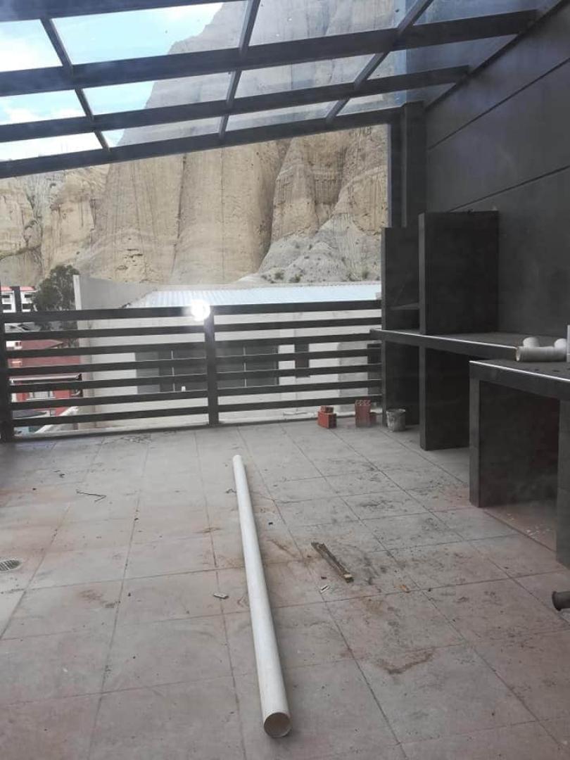 Departamento en Anticretico ACHUMANI URBANIZACIÓN PAMIR PAMPA  Foto 6