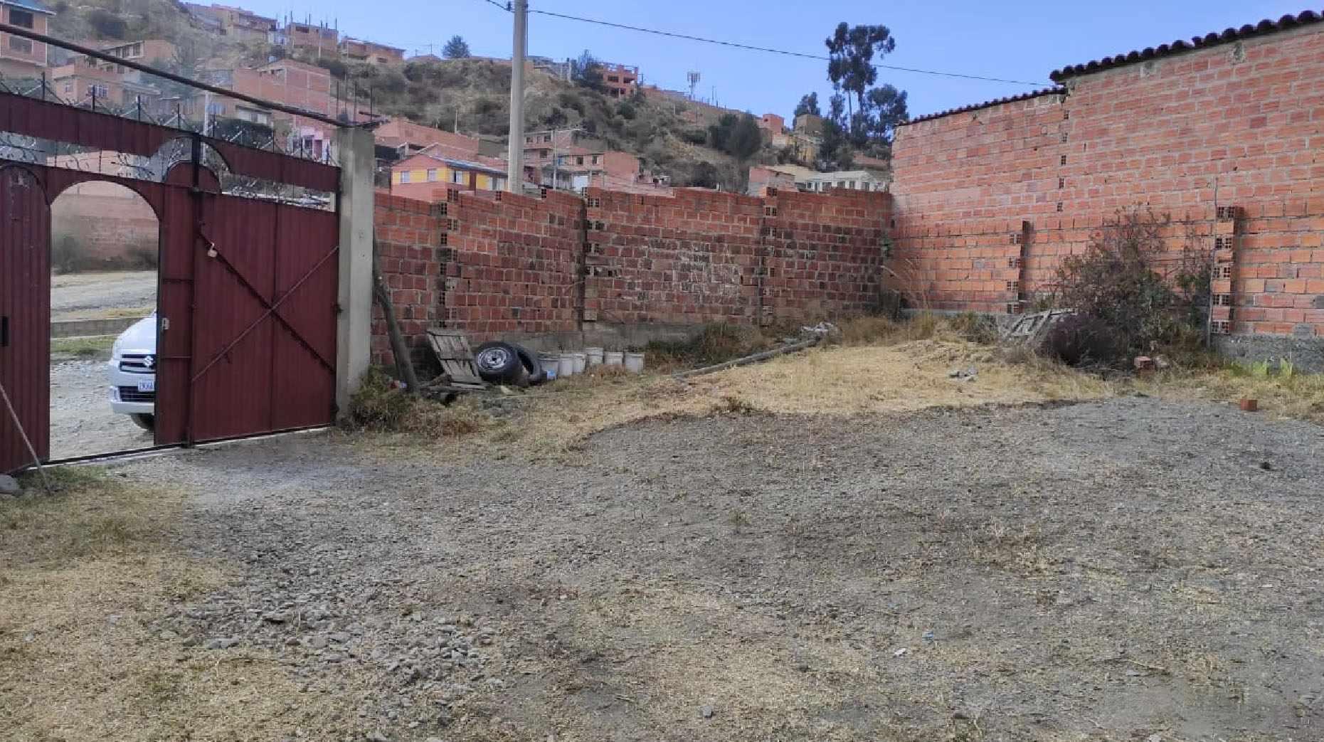 Terreno en Alquiler Av. Costanera Jilusaya, ingreso por la calle 58, zona de Chasquipampa Foto 3