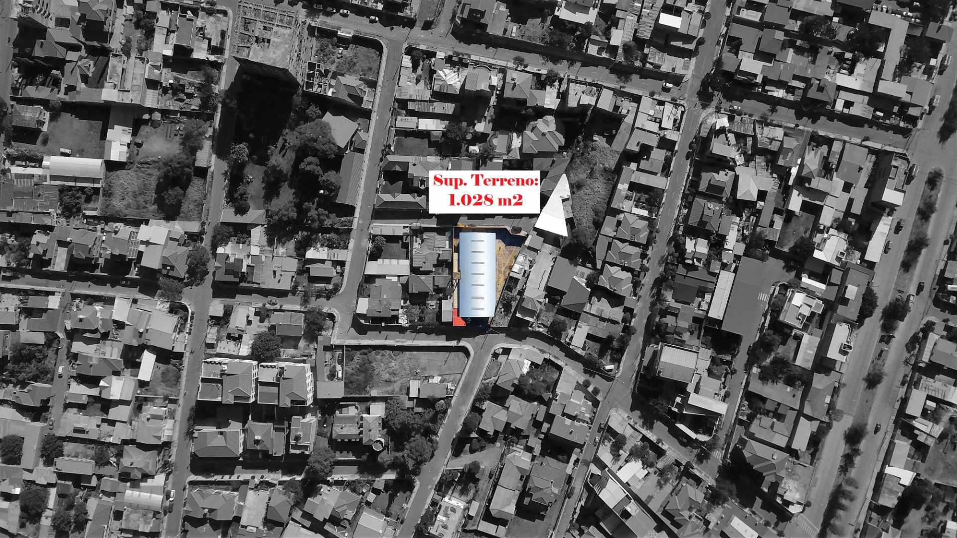 Galpón en Venta GALPÓN EN VENTA ZONA COLQUIRI SUD Foto 4