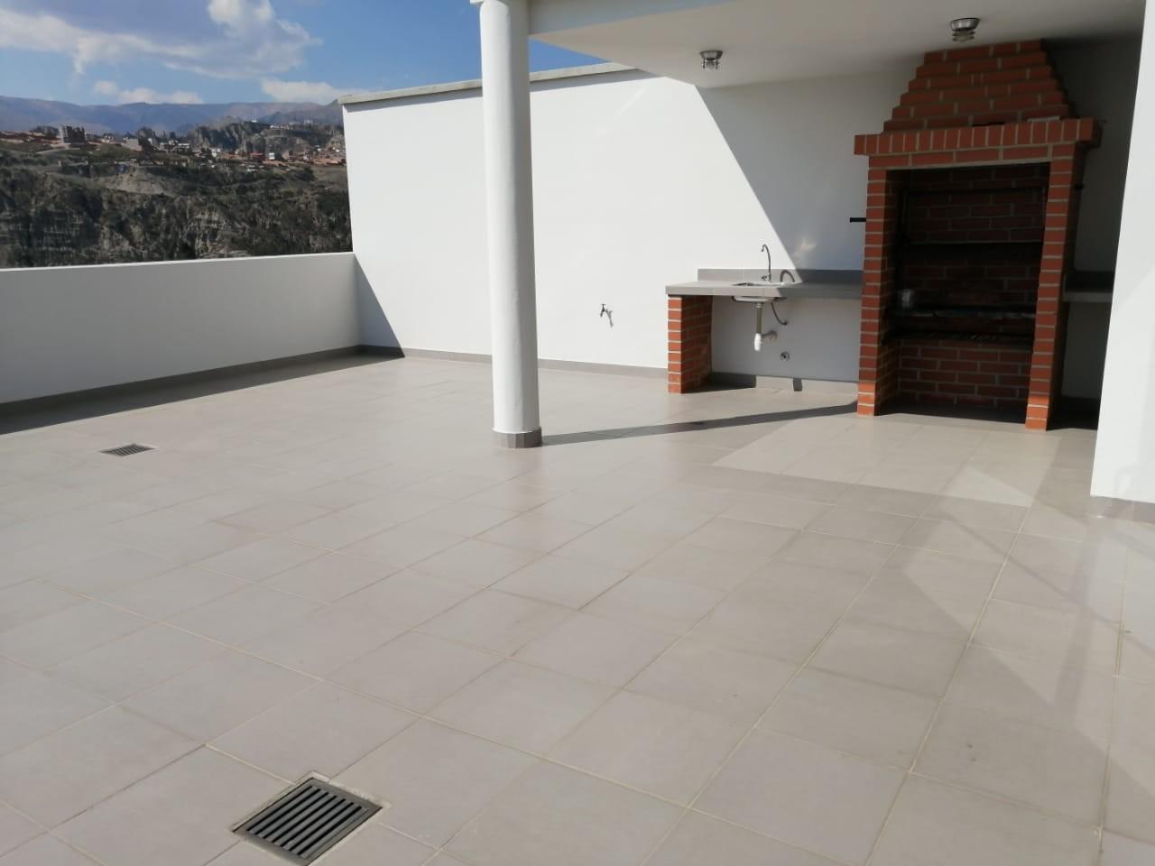 Departamento en Alquiler ALQUILER PENTHOUSE AMOBALDO DE 245 mtrs   EN COTA COTA Foto 3