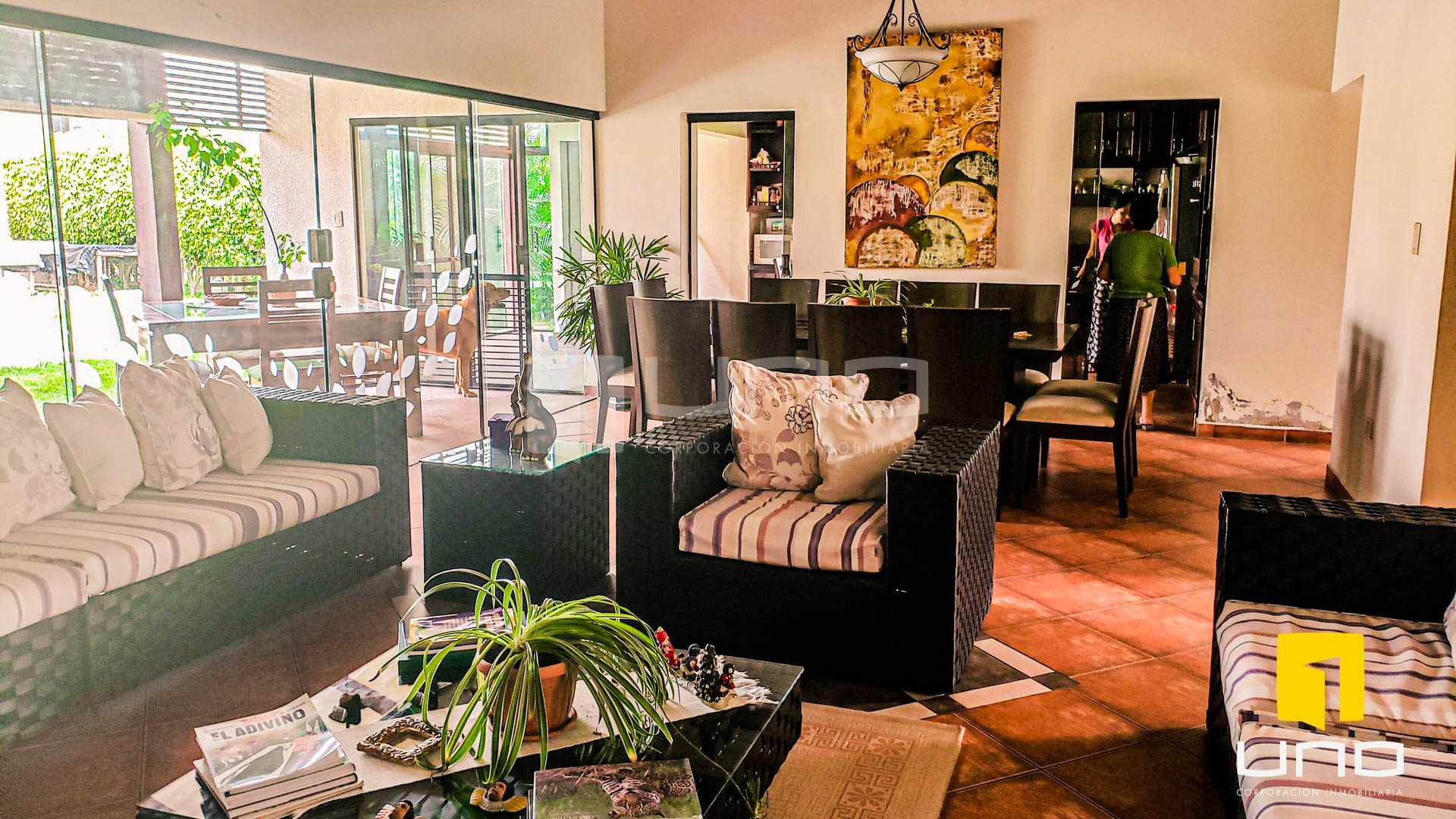 Casa en Alquiler COLINAS DEL URUBO I CASA AMOBLADA DE UNA PLANTA Foto 9
