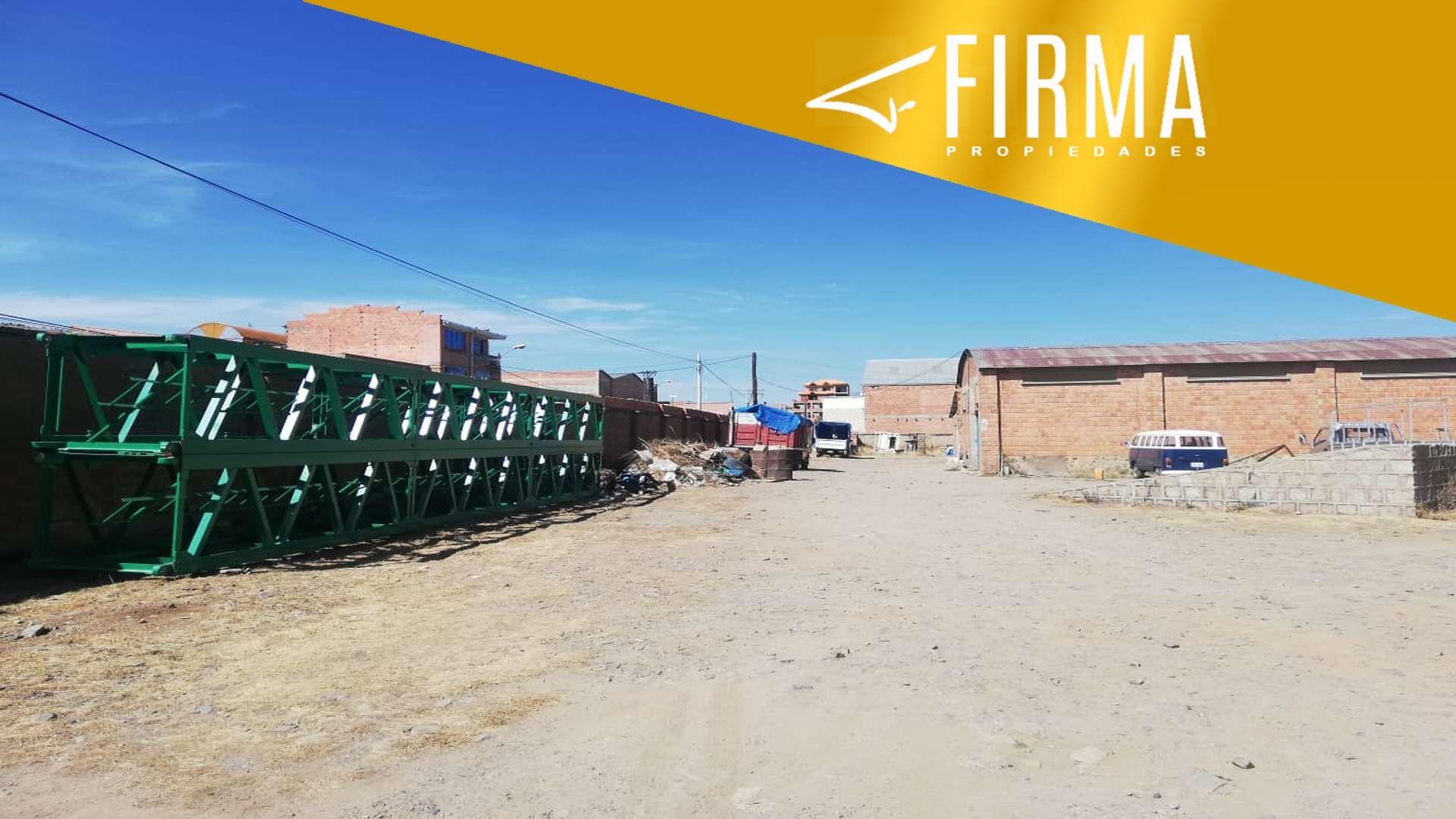 Terreno en Venta Compra tu Terreno en El Alto Foto 2