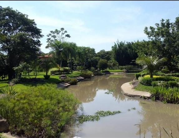 Terreno en Venta Urubo condominio Arelis lado salón de eventos Emperador Foto 10