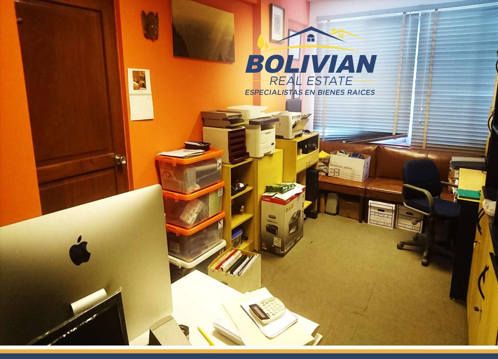 Oficina en Venta SOPOCACHI AV. ARCE, OFICINA EN VENTA  Foto 3