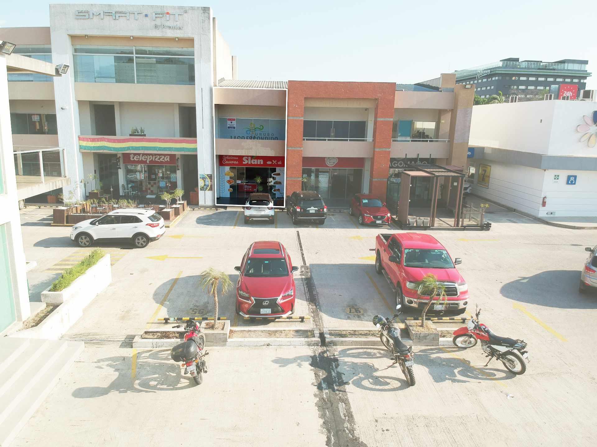 Local comercial en Venta Urubó, Open Mall Foto 2