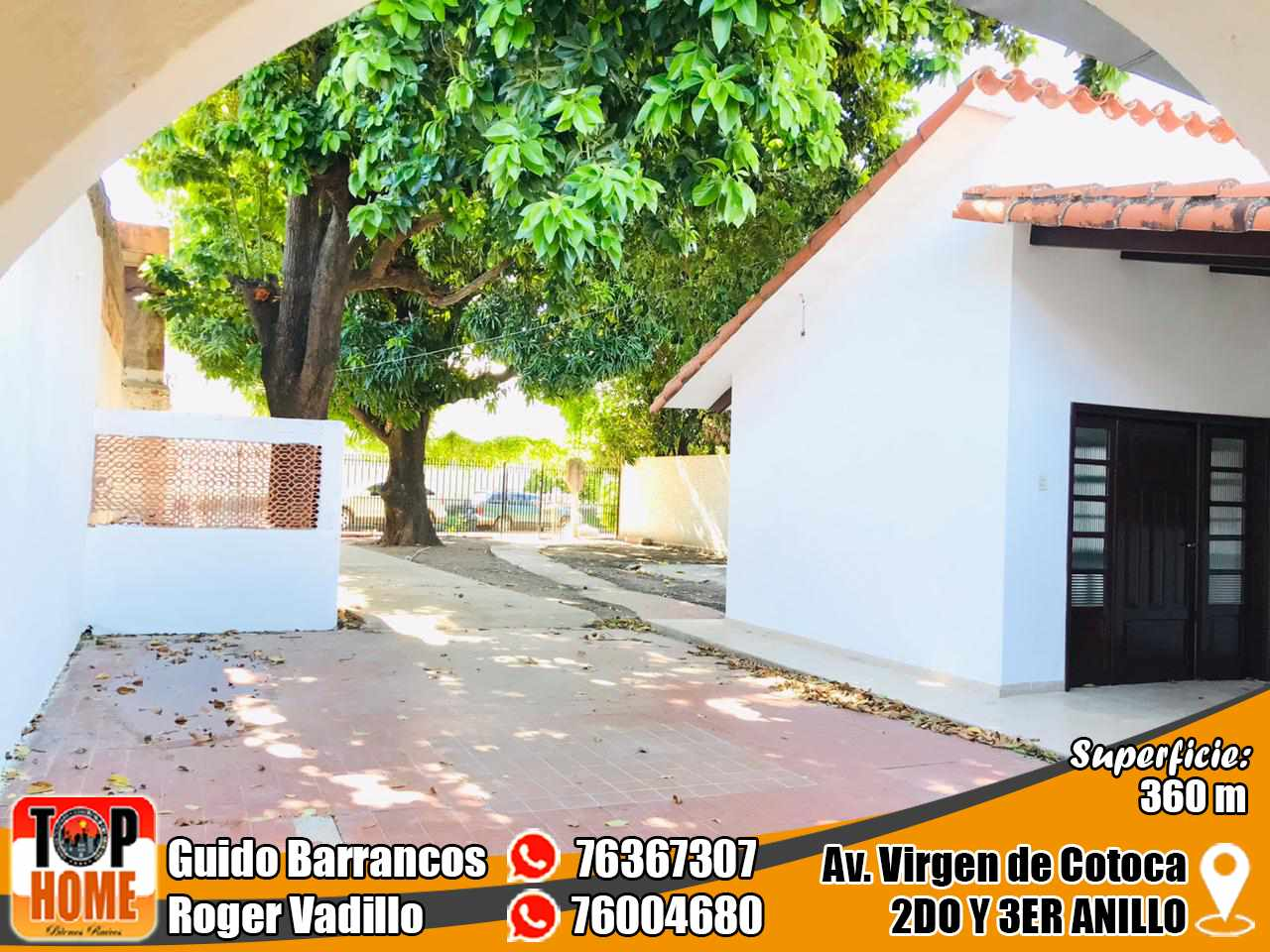 Casa en Alquiler Virgen De Cotoca Y Av. Brasil  Foto 6