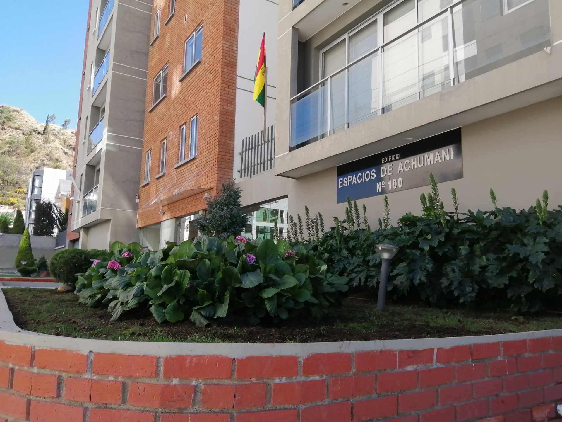 Departamento en Alquiler ACHUMANI, SECTOR SAN RAMON CALLE 28 I EDIFICIO ESPACIOS DE ACHUMANI PISO 6  Foto 16