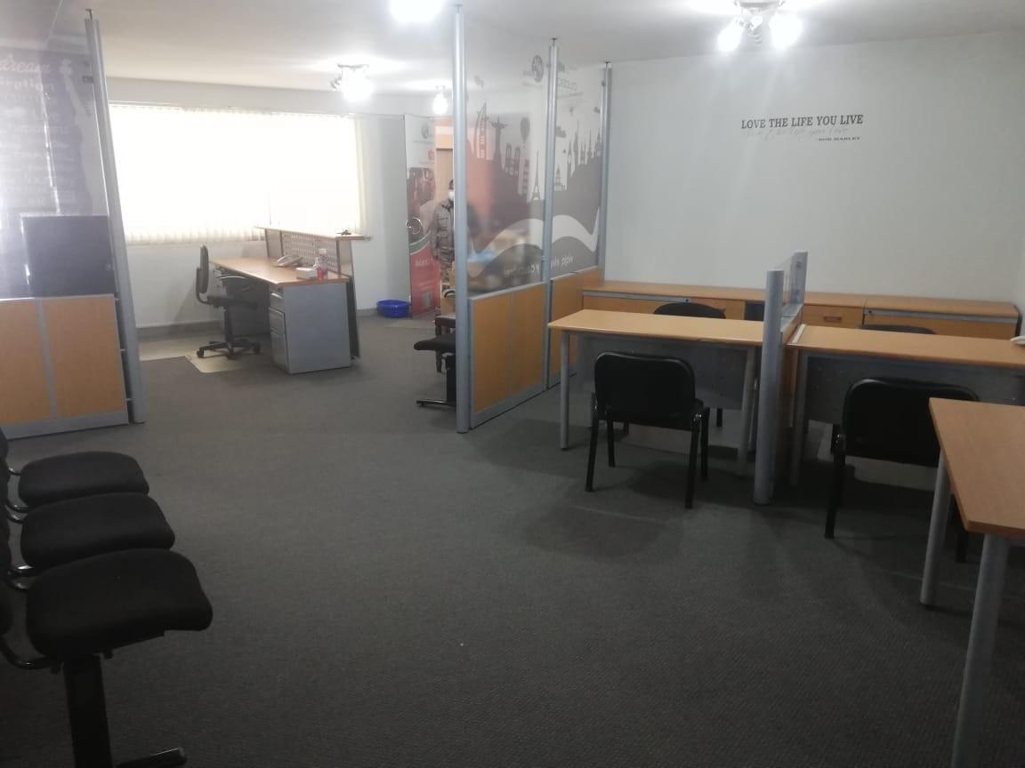 Oficina en Alquiler OBRAJES Foto 5