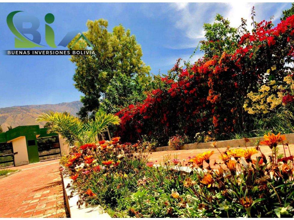 Terreno en Venta LOTE CONDOMINIO 520M2 PROX. HOTEL REGINA TIQUIPAYA Foto 3